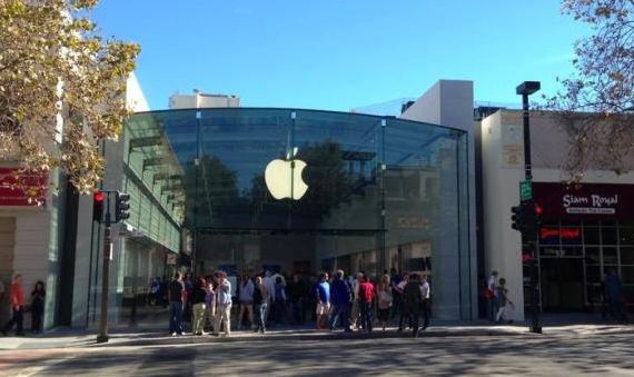 La nueva Apple Store de Palo Alto es muy ruidosa en su interior - nueva-apple-store-de-palo-alto-es-muy-ruidosa1