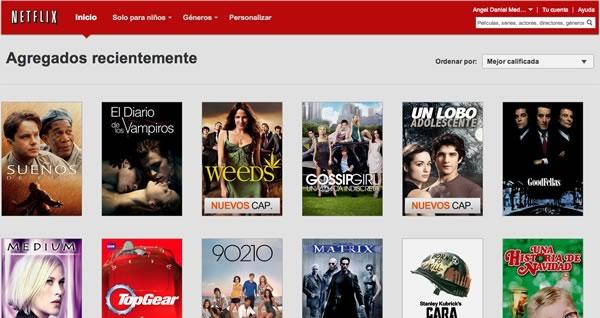 Gossip Girl, The Vampire Diaries y otras series y películas de Warner Bros ya pueden verse en Netflix - nuevos-lanzamientos-netflix