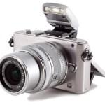 Olympus presenta su nueva cámara PEN E-PL3 en México - olympus-pen-e-pl3-angle