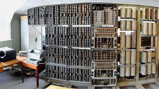 restauran computadora mas antigua Restauran la computadora digital The Witch convirtiéndose en la computadora más antigua en funcionamiento