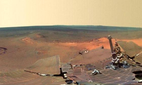 Determinan que el suelo de marte es muy similar al suelo de origen volcánico en Hawaii - robot-curiosity-en-marte