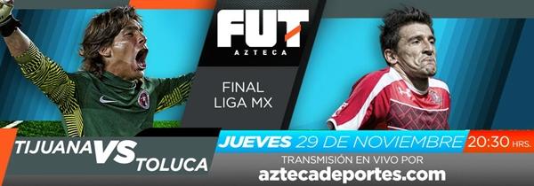 Tijuana vs Toluca en vivo, Final de Ida Apertura 2012 (Liga MX) - tijuana-toluca-en-vivo-liguilla-apertura-2012