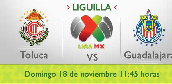 Toluca vs Chivas en vivo, Cuartos de Final Apertura 2012 (Liga MX) - toluca-chivas-en-vivo-cuartos-de-final-apertura-2012