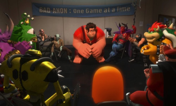 Ralph el Demoledor, una película que ningún videojugador se puede perder - wreck-it-ralph