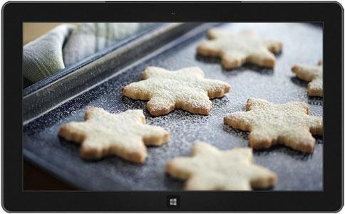Temas y fondos de navidad para Windows 8 - Fondo-navidad-1