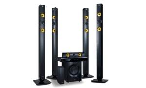 LG presentará poderosos productos de audio y video con funciones Smart TV durante el CES 2013