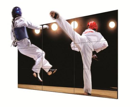 Video Wall 3D y pantalla UltraHD de 84 pulgadas destacan entre lo que presentará LG en el CES 2013 - LG-WV70MD-1