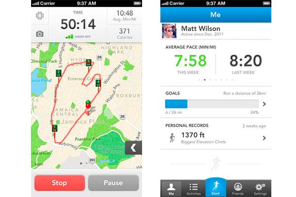 RunKeeper para iOS se actualiza a la versión 3.0 - RunKeeper-3-0