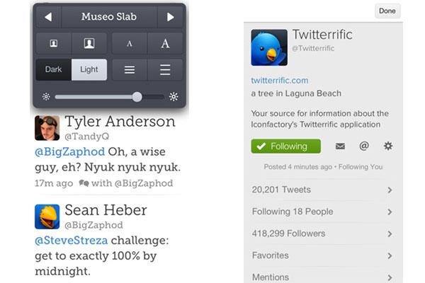 Twitterrific 5 para iOS se actualiza y se renueva completamente - Twitterrific-5