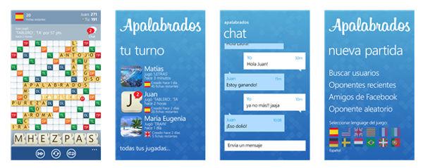 Apalabrados ahora disponible también para Windows Phone - apalabrados-para-windows-phone