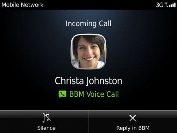 BlackBerry Messenger 7 con BBM Voice ya está disponible - blackberry-bbm-7-call-600x450