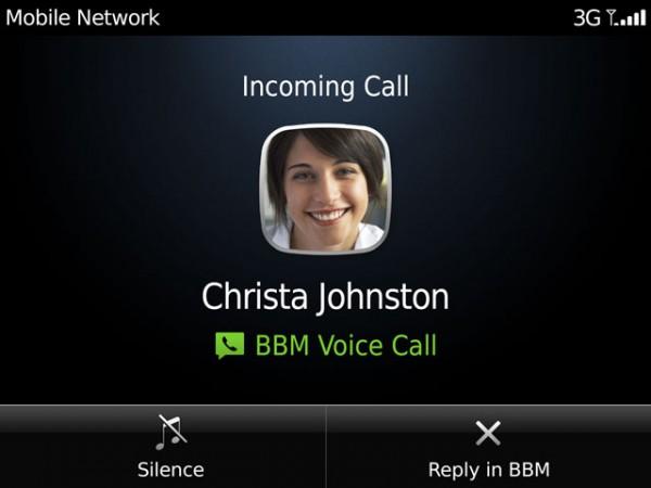 blackberry bbm 7 call 600x450 BlackBerry Messenger 7 con BBM Voice ya está disponible