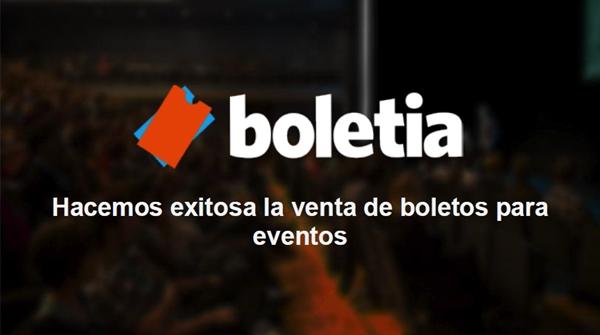 Vende tus boletos de manera exitosa con Boletia - boletia-logo