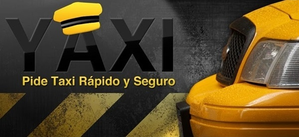 Pedir taxis desde el celular con Yaxi - como-pedir-taxi