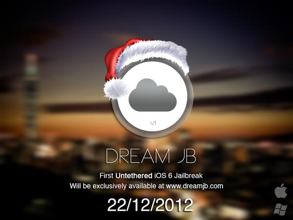 Dream JB promete Jailbreak Unthetered para el iPhone 5 con iOS 6 para este 22 de diciembre - dream-jb
