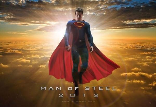man of steel 600x412 Nuevo tráiler de Man of Steel, la nueva película de Superman para el 2013