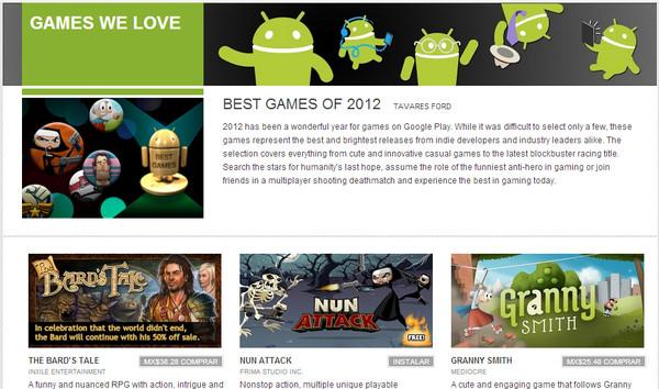 Los Mejores Juegos de Android en el 2012 - mejores-juegos-android-2012