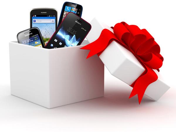 Cinco smartphones que podrías regalar en Navidad - regalos-smartphones-navidad