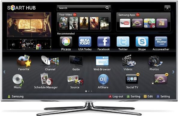 Samsung nos recomienda apps para amenizar las fiestas con la ayuda de sus Smart TVs - samsung-smart-tv