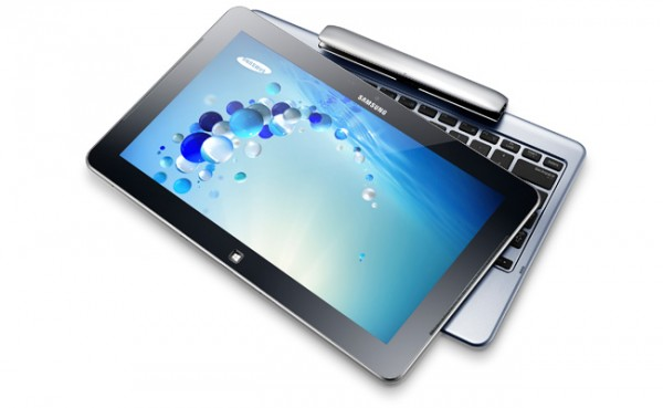 smart pc 3 600x369 Samsung presenta su línea renovada de tabletas electrónicas y PCs con Windows