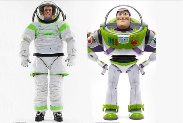 Nuevos trajes de la NASA inspirados en Buzz Lightyear - trajes-de-la-nasa-inspirados-en-buzz-Lightyear