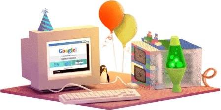 Aniversario de Google: conoce un poco de su historia