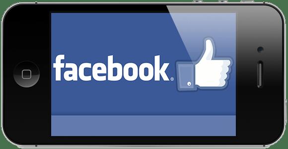 Facebook para iOS se actualiza con envío de Mensajes de voz y video - Facebook-iOS