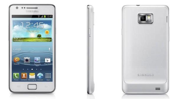 Samsung Galaxy SII Plus es presentado en el CES 2013 - GALAXY-S-II-Plus
