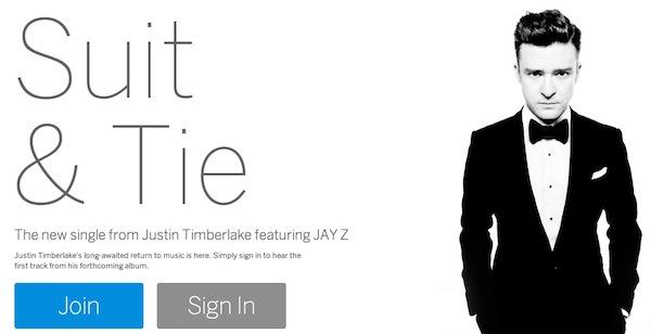 Nuevo MySpace es lanzado oficialmente junto al nuevo sencillo de Justin Timberlake - New-MySpace