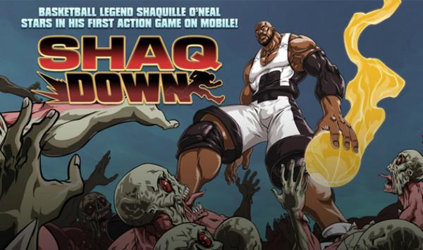 ShaqDown Shaquille ONeal regresa... a los videojuegos