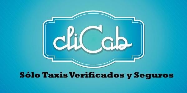 Pide taxi de manera segura desde tu celular con Clicab - app-taxi-seguro-clicab
