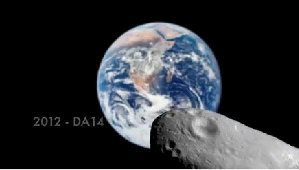 Asteroide se acercará a la Tierra el próximo 15 de Febrero, el más cercano en los últimos 20 años - asteroide-pasara-cerca-de-la-tierra-en-febrero