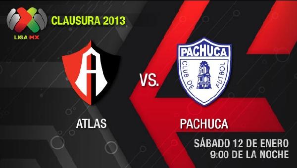 Atlas vs Pachuca en vivo, Clausura 2013 (Liga MX) - atlas-pachuca-en-vivo-clausura-2013