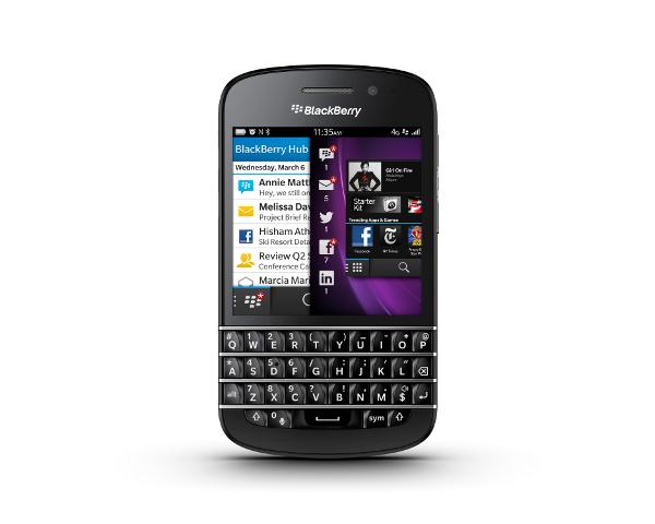 RIM cambia su nombre a BlackBerry y presenta nuevos equipos con BlackBerry 10 - blackberry-q10