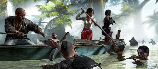 Dead Island: Riptide nos muestra un primer video de su gameplay - dead-island-riptide