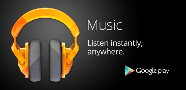 Google Play Music se actualiza para Android - google-play-music-android-600x292