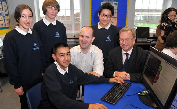 Google dona 15,000 Raspberry Pis para estudiantes de Reino Unido - google-raspberry-pi