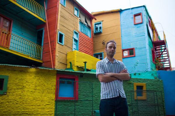 Gustavo Brigante, Diseñador Argentino en Ten Collection por Fotolia - gustavo-brigante-ten-collection