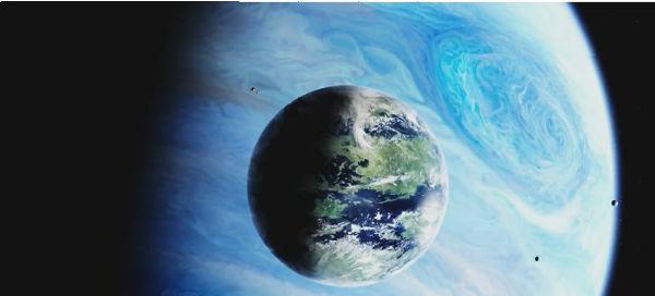 """Descubren planeta con luna """"habitable"""" como en la película Avatar - planeta-con-luna-habitable-como-avatar"""