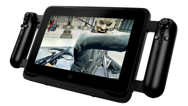 Razer Edge, una tableta ideal para los amantes de los videojuegos - razer-edge