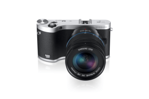 Samsung presenta su nueva cámara NX300 con la tecnología CSC