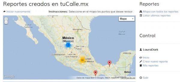 Reporta, monitorea y comenta con TuCalle - tu-calle-mx-600x274