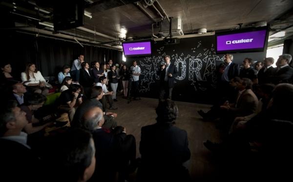 Academia Wayra Chile abre sus puertas al público - wayra-chile-2013