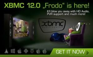 """XBMC 12 """"Frodo"""" ya está disponible con varias novedades interesantes"""