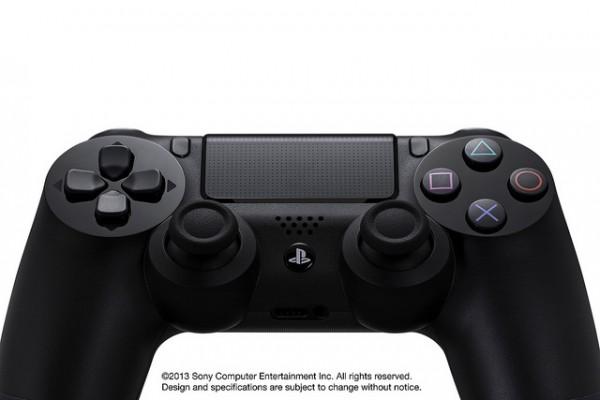 DUALSHOCK 4 1 600x400 DUALSHOCK 4, el nuevo control para la PlayStation 4