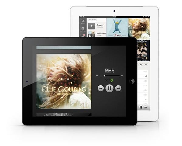 Spotify para iOS se actualiza con una nueva interfaz - Spotify-iOS