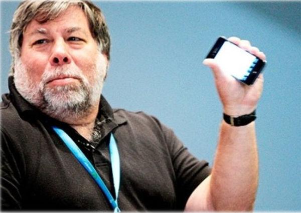 Apple se está quedando atrás en comparación con otros smartphones, asegura Steve Wozniak - apple-se-esta-quedando-atras