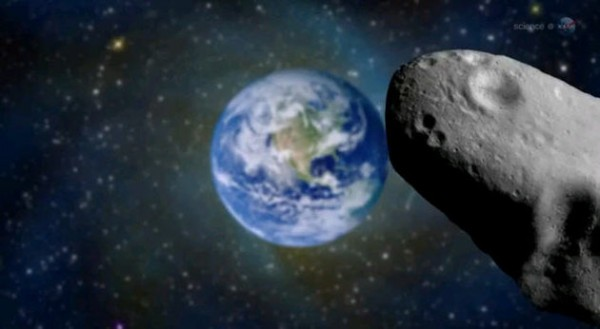 La NASA descarta posible impacto con el asteroide DA14 - asteroide-nasa-da14-600x329