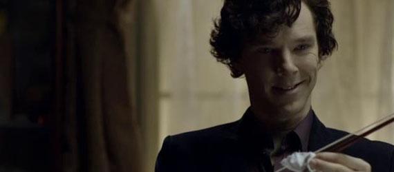 Benedict Cumberbatch podría darle vida a Alan Turing en próxima película - bbc-sherlock-cumberbatch