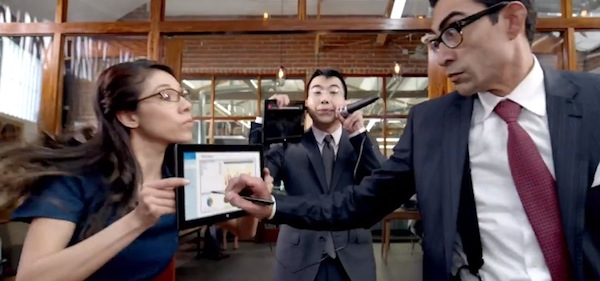 Microsoft publica el primer comercial de la Surface Pro - comercial-Surface-pro